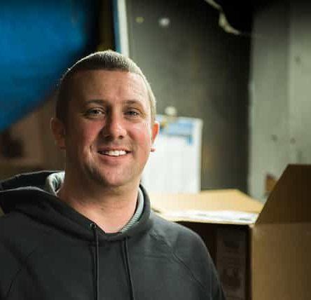 Blue Grass Chemical Agent-Destruction Pilot Plant Inventory Specialist Employee Portrait