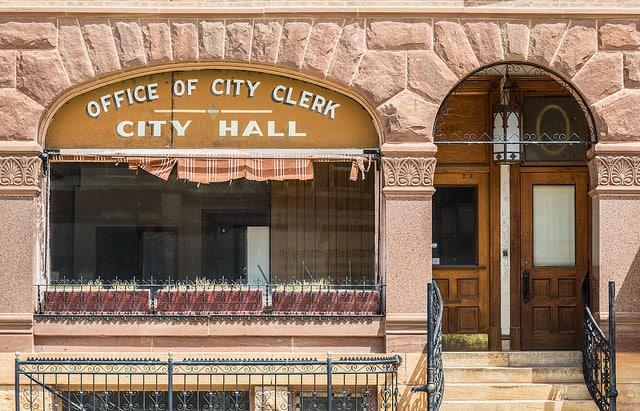 City Hall and Office of the City Clerk - Sleepy Eye, Minnesota