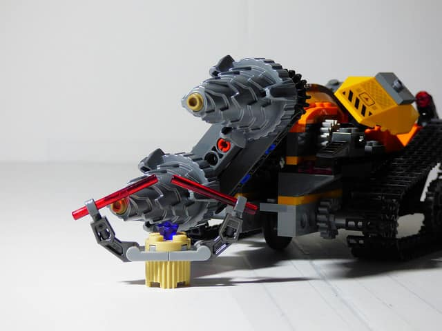 LEGO Ultra Agents 70168 Drillex Diamond Job