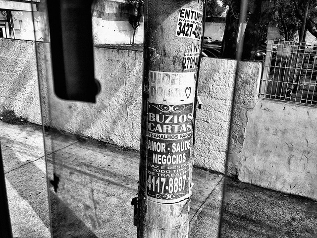 They are in every utility pole...