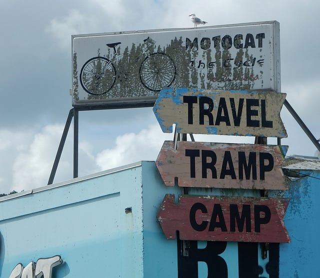 Travel, Tramp and Camp