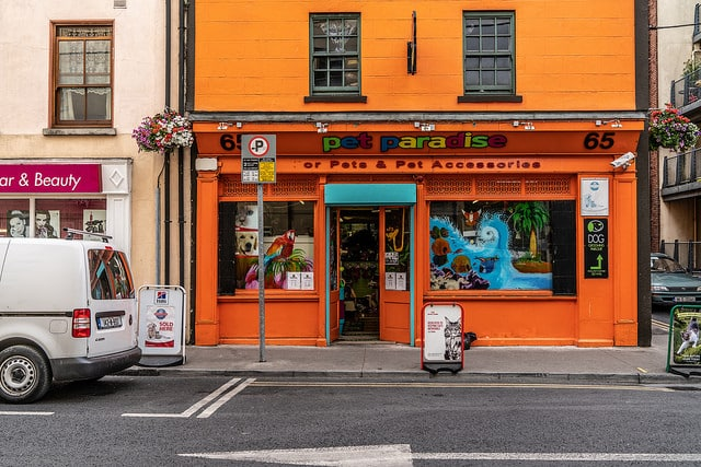 PET PARADISE [65 O'CONNELL STREET WATERFORD]-142643